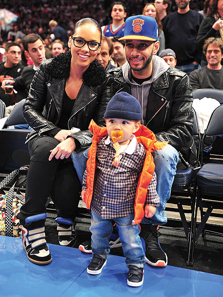 THEY'RE GAME! photo | Alicia Keys