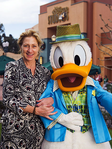 DUCK & COVER photo | Edie Falco
