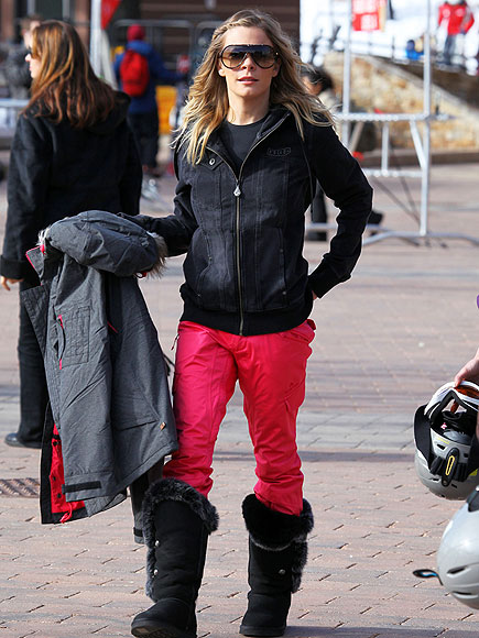 RED-Y TO SKI photo | LeAnn Rimes