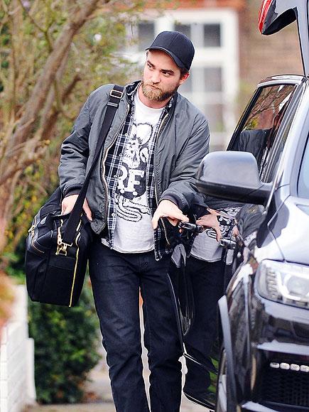 FACE TIME photo | Robert Pattinson