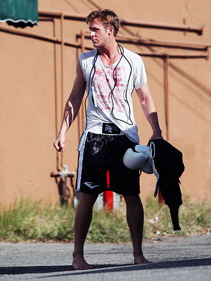 ON THE ROPES photo | Ryan Gosling