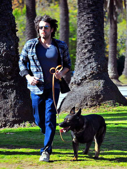 DOG RUN  photo | Ben Affleck
