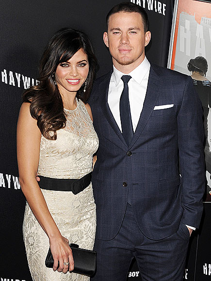 COMFORT ZONE photo | Channing Tatum, Jenna Dewan