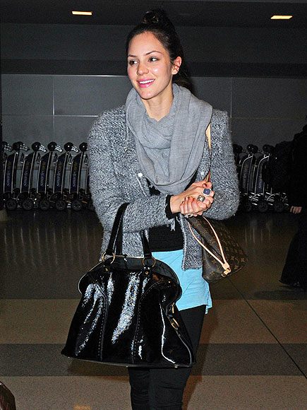 LUGGAGE 'PHEE' photo | Katherine McPhee