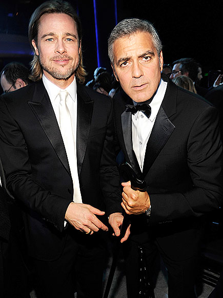 CANE & ABLE photo | Brad Pitt, George Clooney