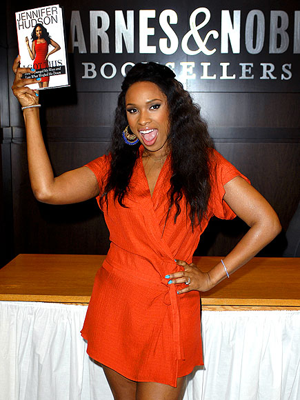 BOOKING IT photo | Jennifer Hudson