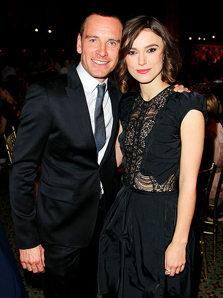 BRITISH INVASION photo | Keira Knightley, Michael Fassbender