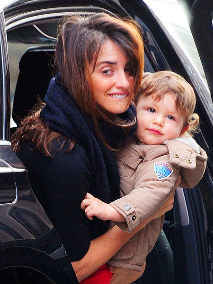 BUNDLE OF JOY photo | Penelope Cruz