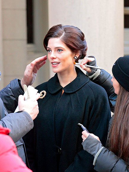 MAKEUP ON THE FLY