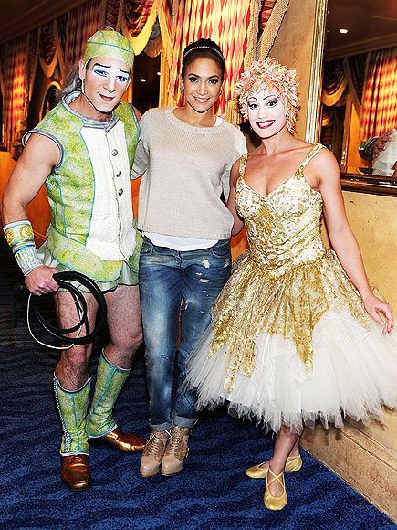 BACKSTAGE PASS photo | Jennifer Lopez