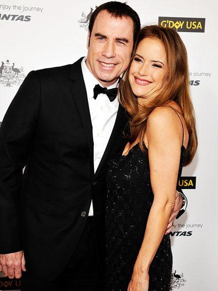 LOVE SHOT  photo | John Travolta, Kelly Preston