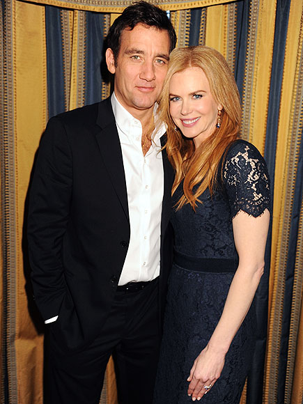 CAMERA READY  photo | Clive Owen, Nicole Kidman