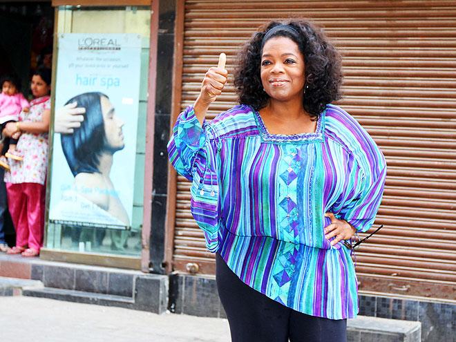 IT'S A SIGN photo | Oprah Winfrey