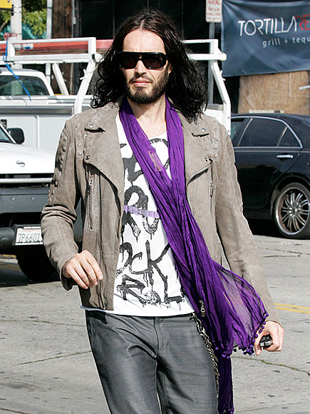 FOREIGN TERRITORY photo | Russell Brand