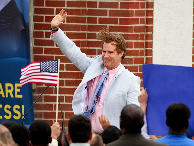 POLITICS AS USUAL