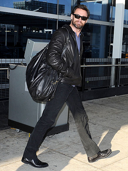 STRIDE RIGHT photo | Hugh Jackman