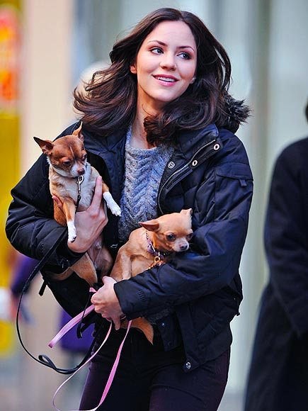 PUPPY LOVE photo | Katherine McPhee