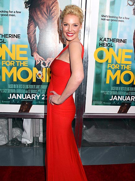 RED ALL OVER photo | Katherine Heigl
