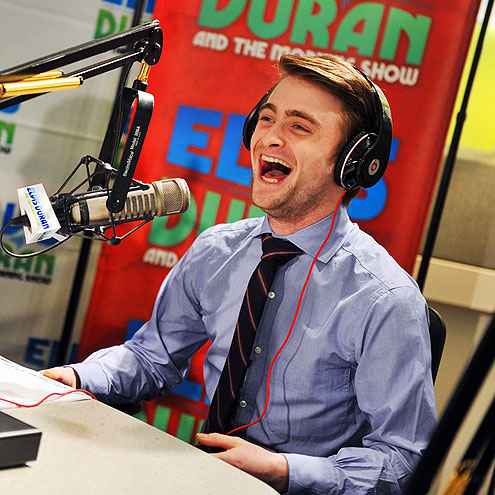JUST FOR LAUGHS