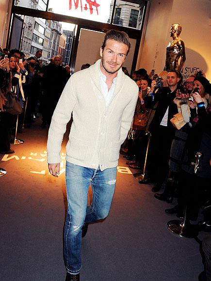 CLOTHES CALL  photo | David Beckham