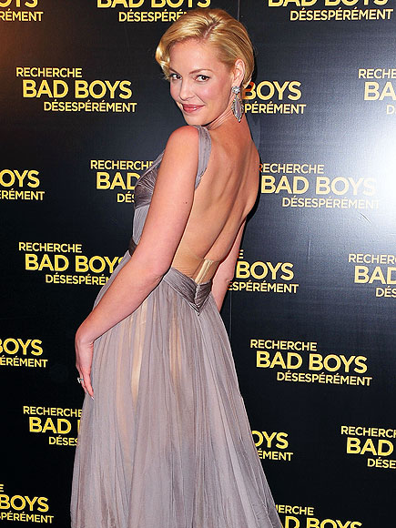 BACK IN ACTION photo | Katherine Heigl