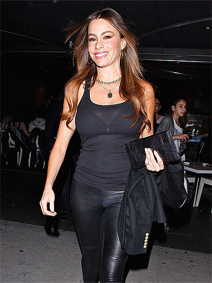 HOT STRUT photo | Sofia Vergara