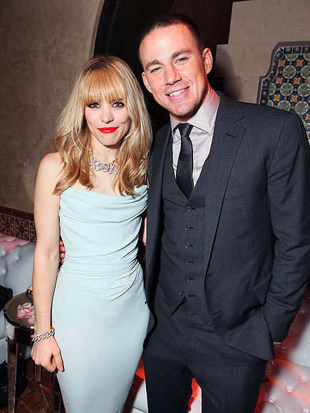BIG BANGS THEORY photo | Channing Tatum, Rachel McAdams