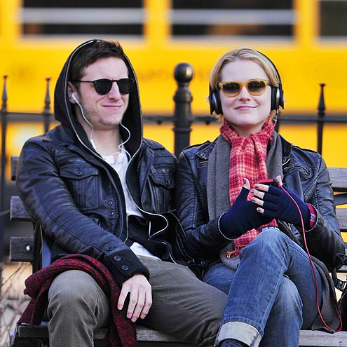 BENCH WARMERS photo | Evan Rachel Wood, Jamie Bell