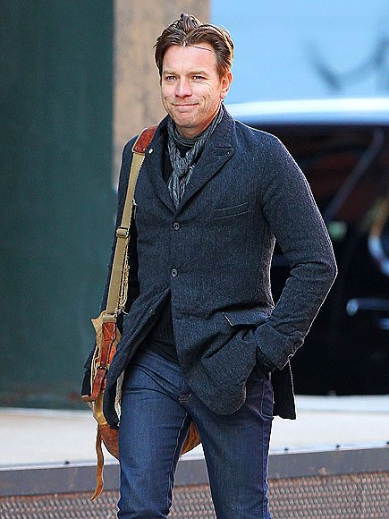 HAPPY WALK photo | Ewan McGregor