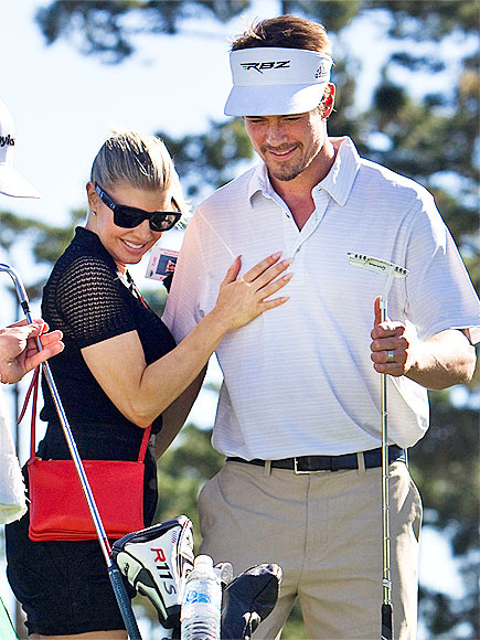 STAY THE COURSE photo | Fergie, Josh Duhamel