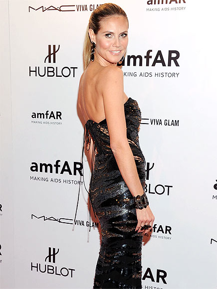 Back in Action photo | Heidi Klum