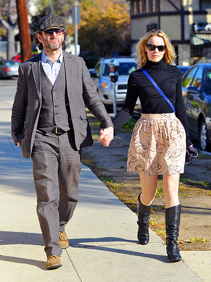 MAIN SQUEEZE photo | Michael Sheen, Rachel McAdams