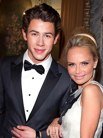 MUSIC MAKERS photo | Kristin Chenoweth, Nick Jonas