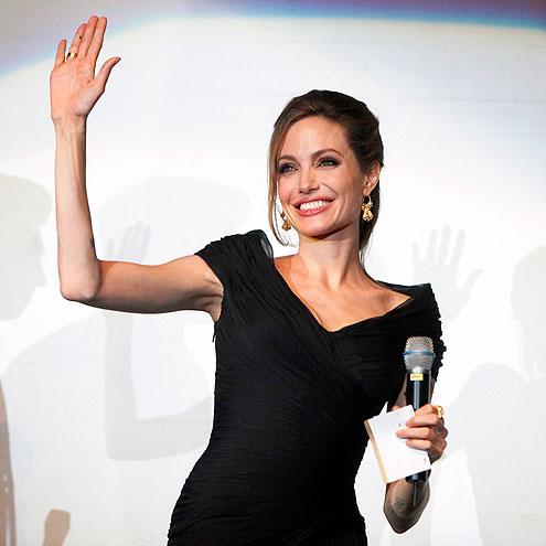 CENTER STAGE photo | Angelina Jolie