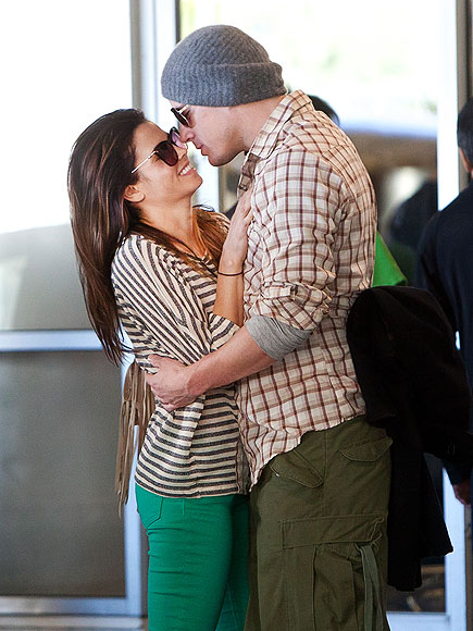 LOVE SHOT  photo | Channing Tatum, Jenna Dewan
