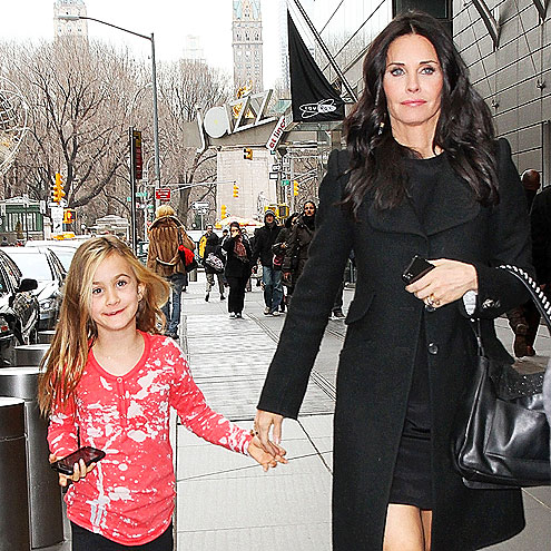 SWEETHEART STROLL photo | Courteney Cox