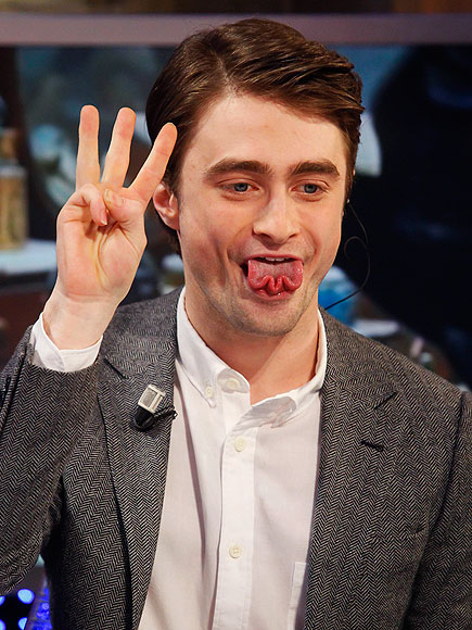 MOUTHING OFF photo | Daniel Radcliffe