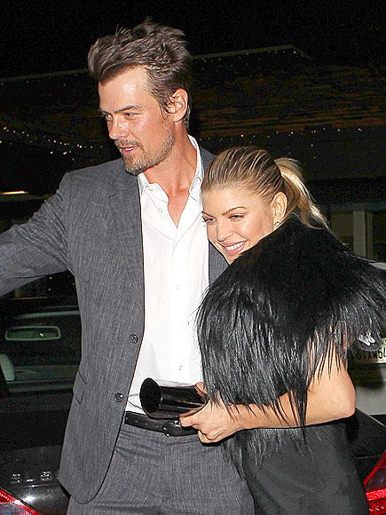 HOT DATE photo | Fergie, Josh Duhamel