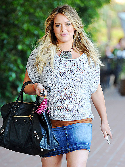 WALK IT OUT photo | Hilary Duff