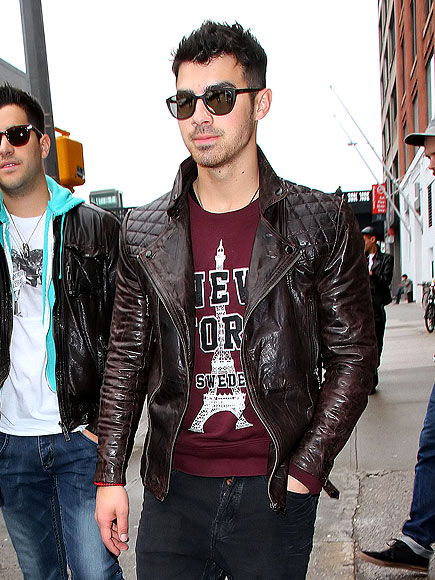 STEP RIGHT UP photo | Joe Jonas