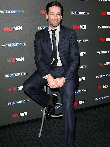 PRIORITY SEATING photo | Jon Hamm