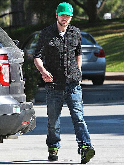 GREEN SCENE photo | Justin Timberlake