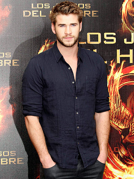 HOT STUFF  photo | Liam Hemsworth