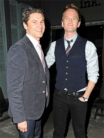 SUIT SWEET photo | David Burtka, Neil Patrick Harris