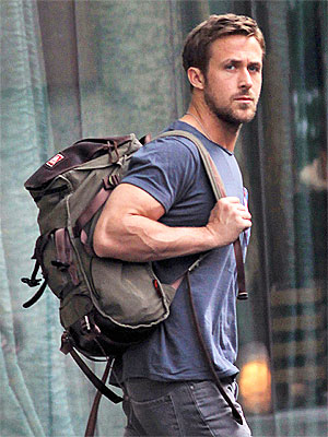 BAG IN ACTION photo | Ryan Gosling