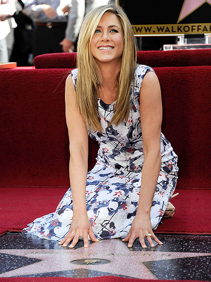 STAR TOUCH photo | Jennifer Aniston