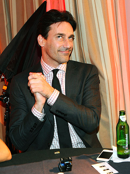 PLAY MATE photo | Jon Hamm