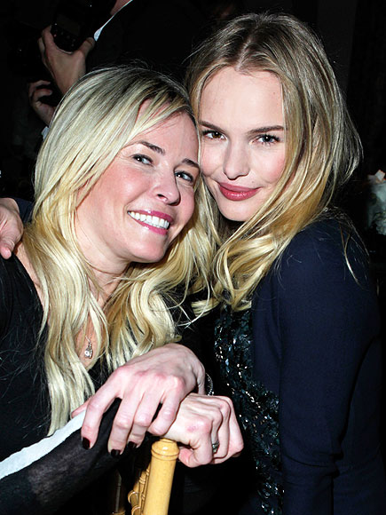 A BLONDING MOMENT photo | Chelsea Handler, Kate Bosworth