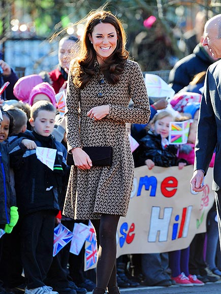 FOR THE BIRDS photo | Kate Middleton