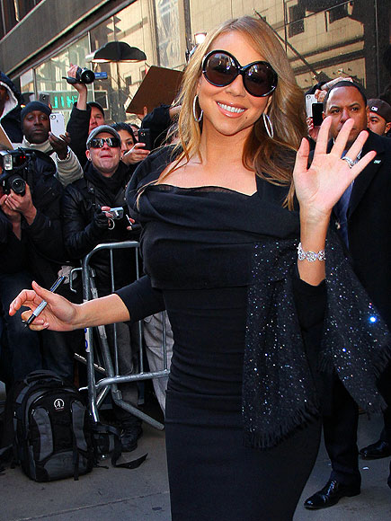 &#39;HI&#39; FASHION  photo | Mariah Carey